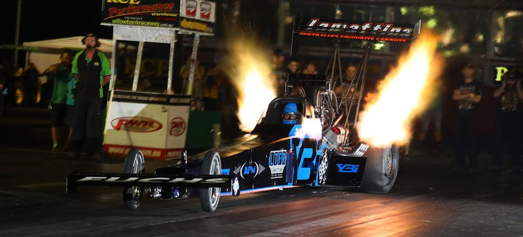 Top Fuel racers injured in road crash