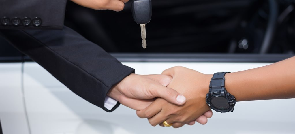 How to deal with used car buyers