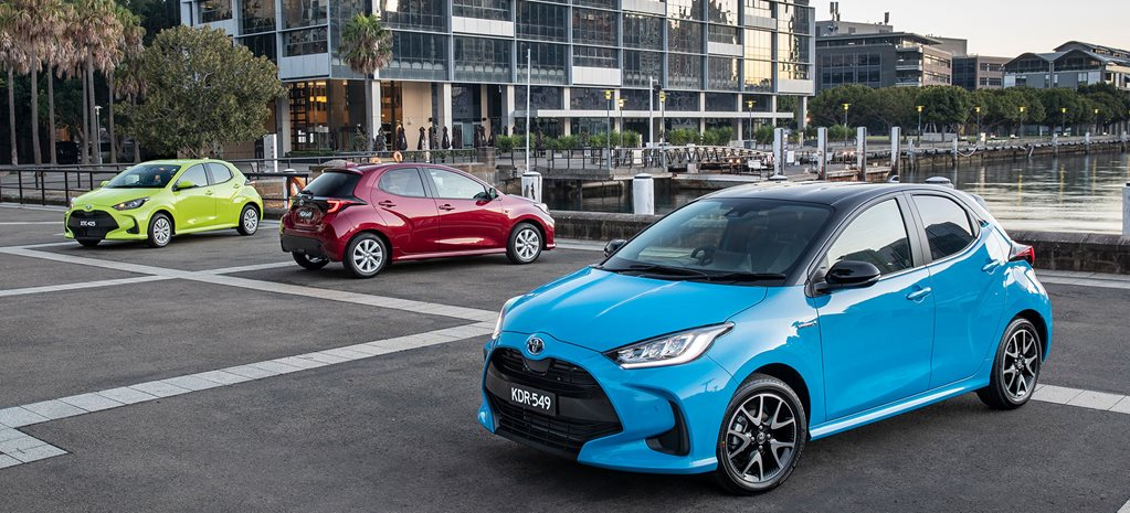 2021 Toyota Yaris Revealed With Massive Price Rises Across The Range