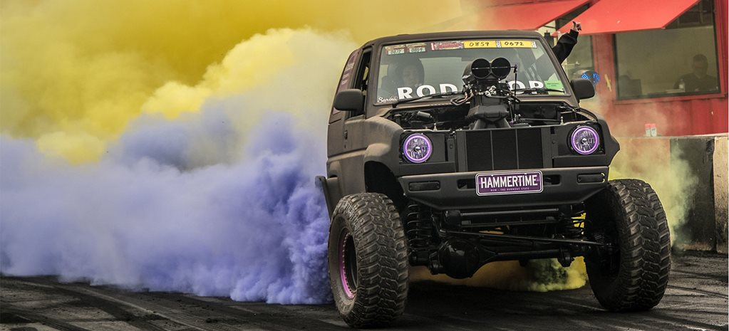 $15,000 and Masters tickets up for grabs at Burnout Masters in Sydney