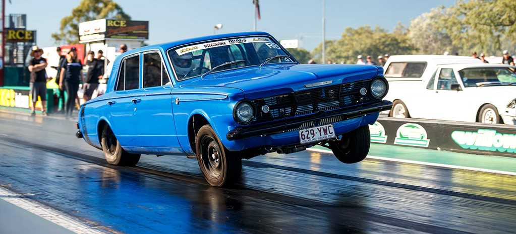 LS1-powered 1963 Chrysler AP6 Valiant