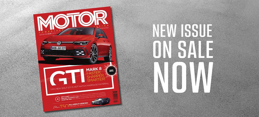 MOTOR Magazine September 2020 issue preview