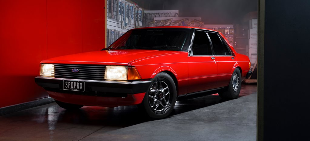1980 Ford XD Falcon
