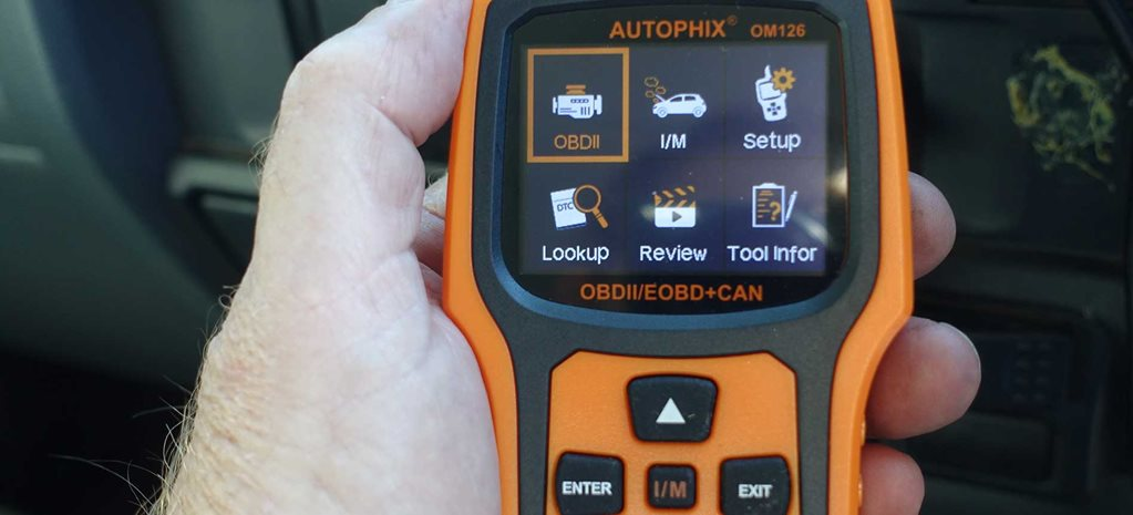 Autophix OBD scanner review