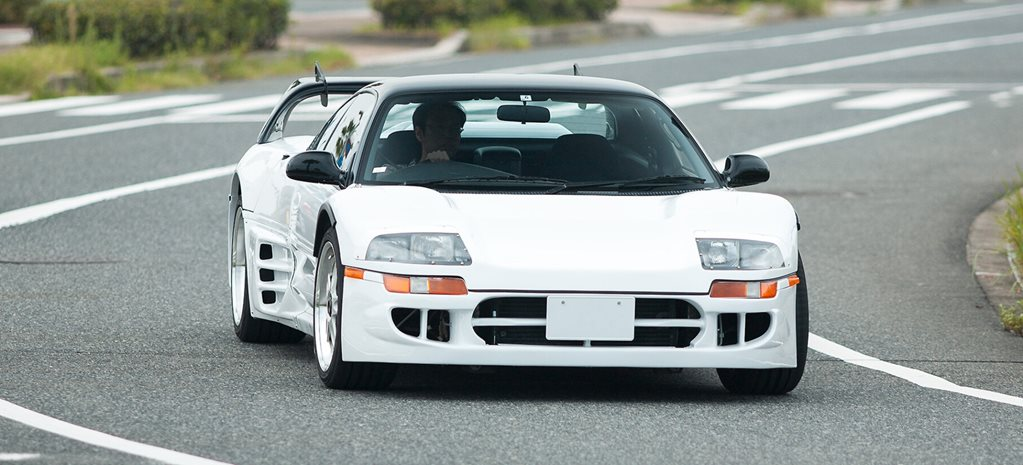 Toyota MR2 SARD MC8