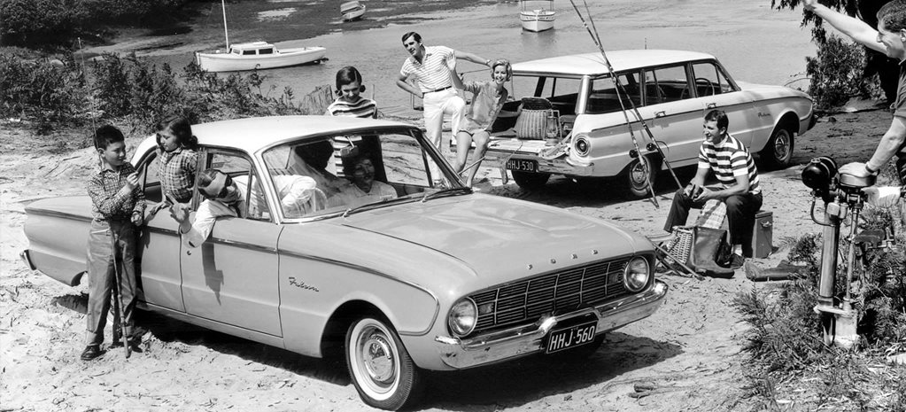 The most influential men in the Ford Falcon's history
