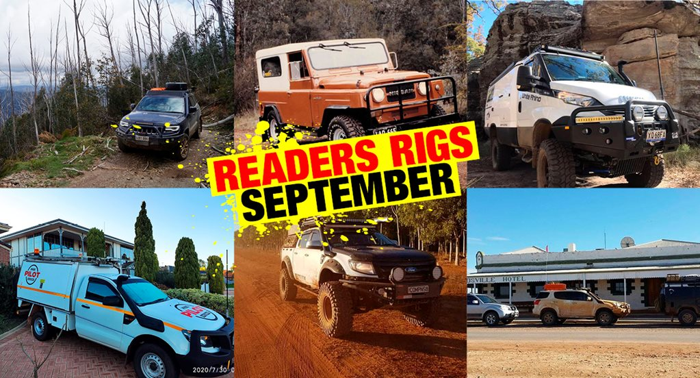 Ranger leads latest pack of Readers' Rigs