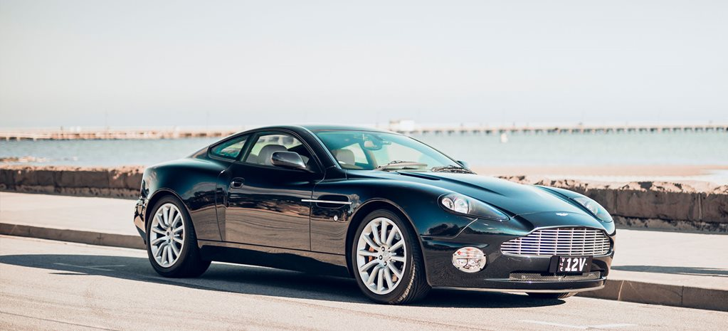 Why the V12 Vanquish is Aston Martin's most important model