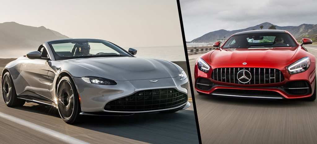 Mercedes Benz Will Become One Of Aston Martin S Biggest Shareholders