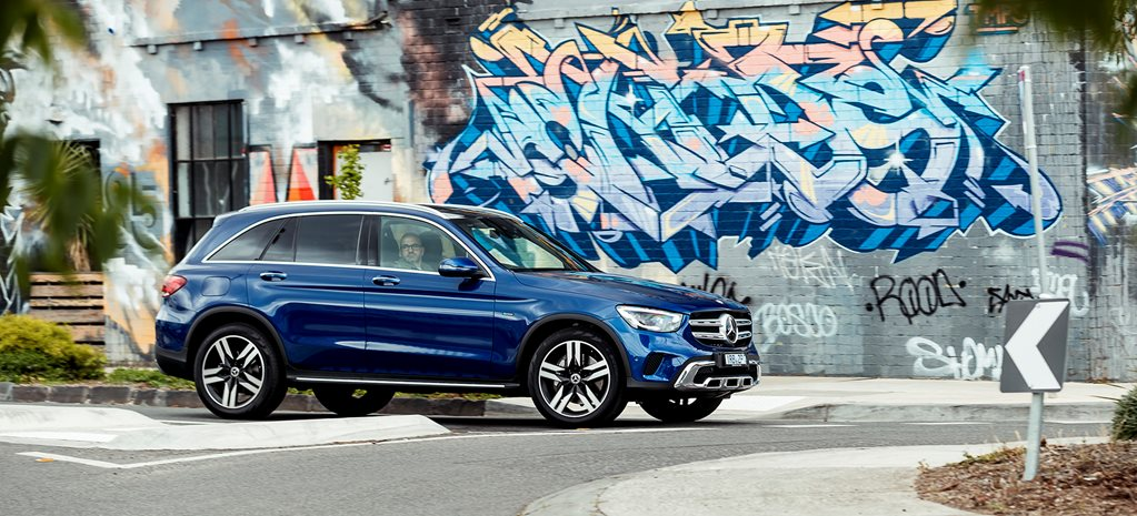 Mercedes-Benz GLC 300e review