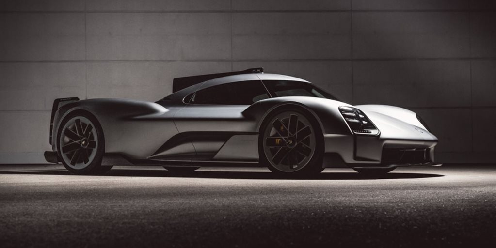 Porsche shares the cars it designed but never built