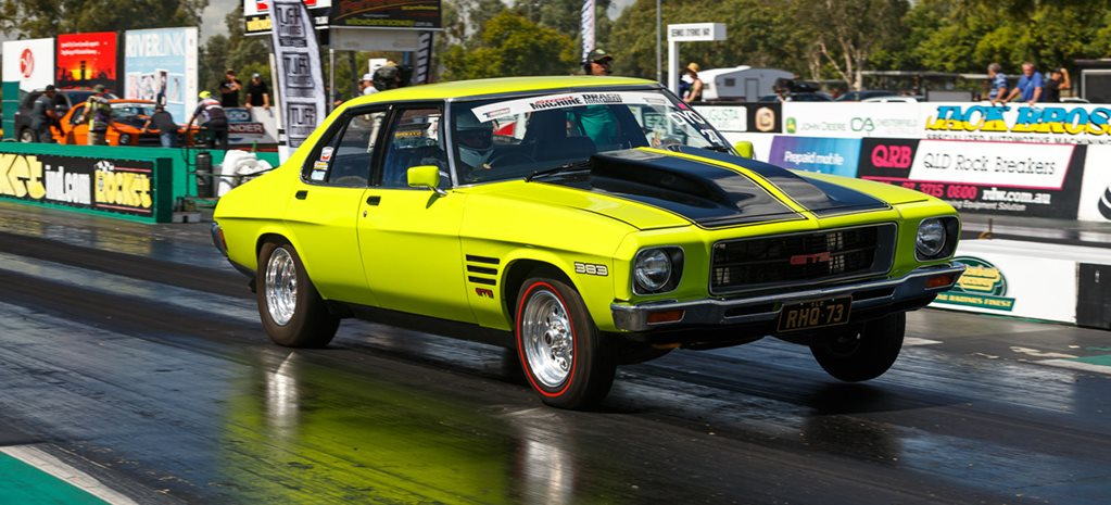 Holden HQ GTS Monaro ready for Drag Challenge Weekend 2020