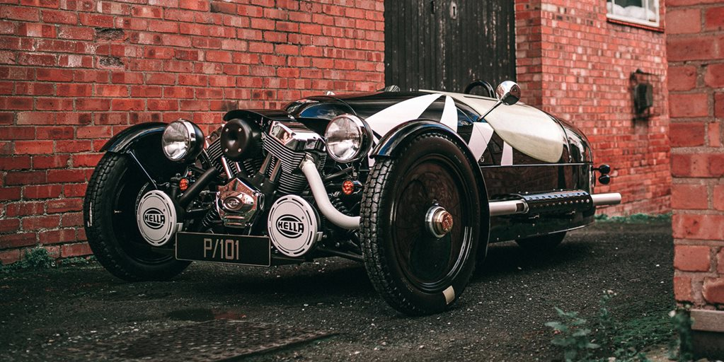 Morgan 3-Wheeler bows out with new edition