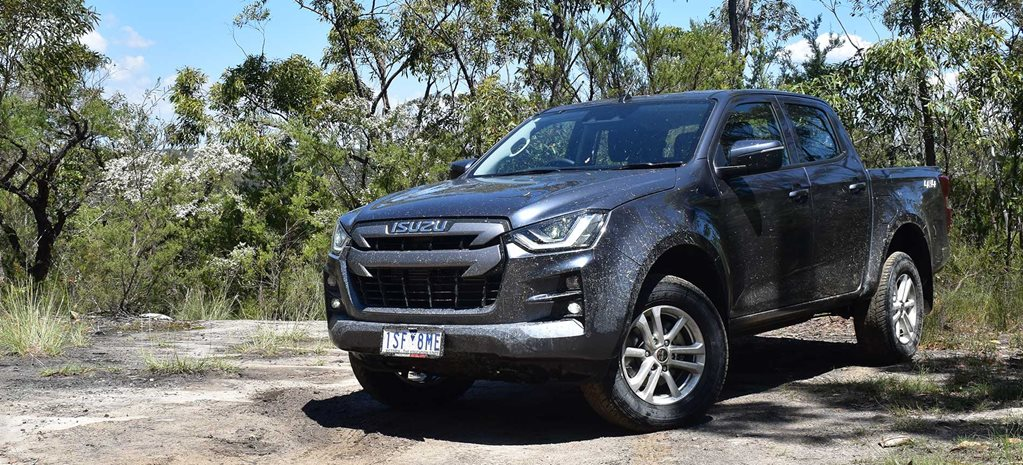 2020 Isuzu D-MAX is the 4X4 Australia project car