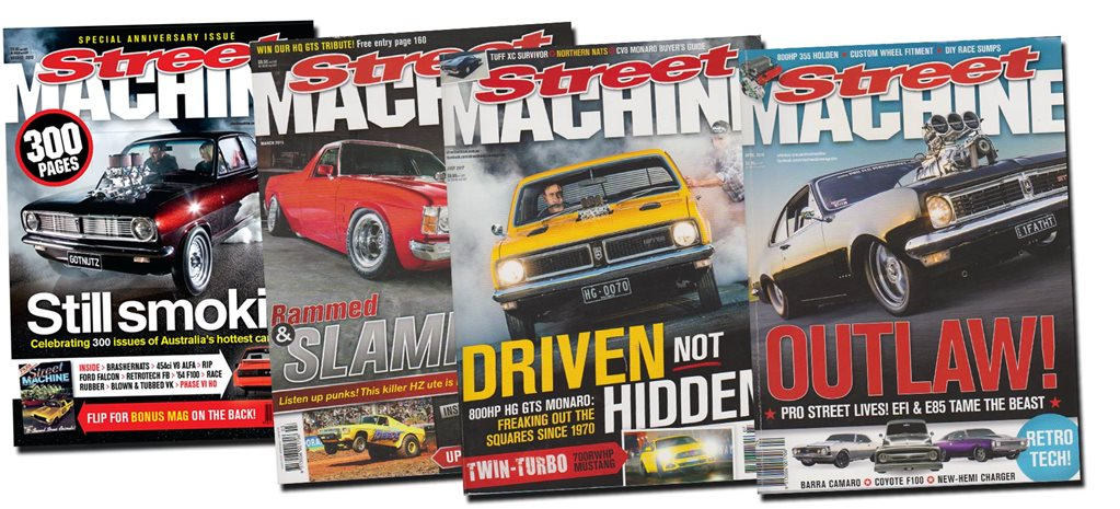 Top 20 Street Machine covers part four: 2010-2019