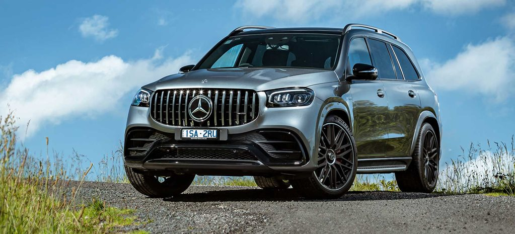 Mercedes-AMG GLS 63 review