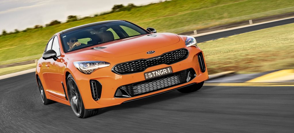 Will there be a second generation Kia Stinger?