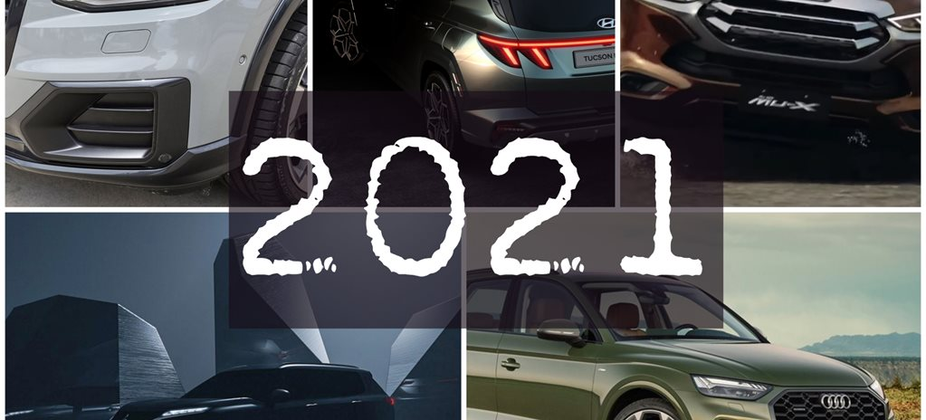 Five SUVs to look for in 2021
