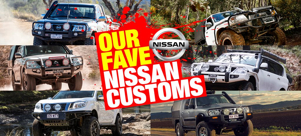 Six of the best custom Nissan 4x4 builds
