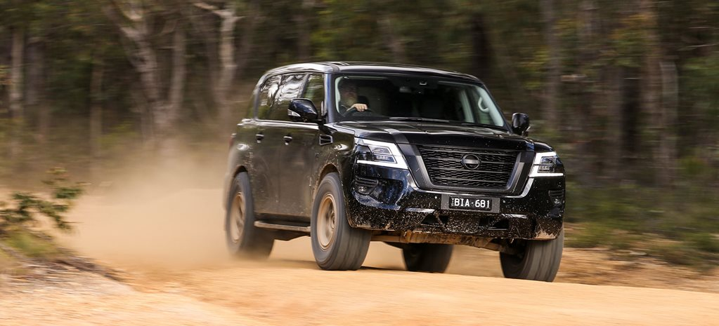 Harrop Supercharged 2020 Nissan Patrol review
