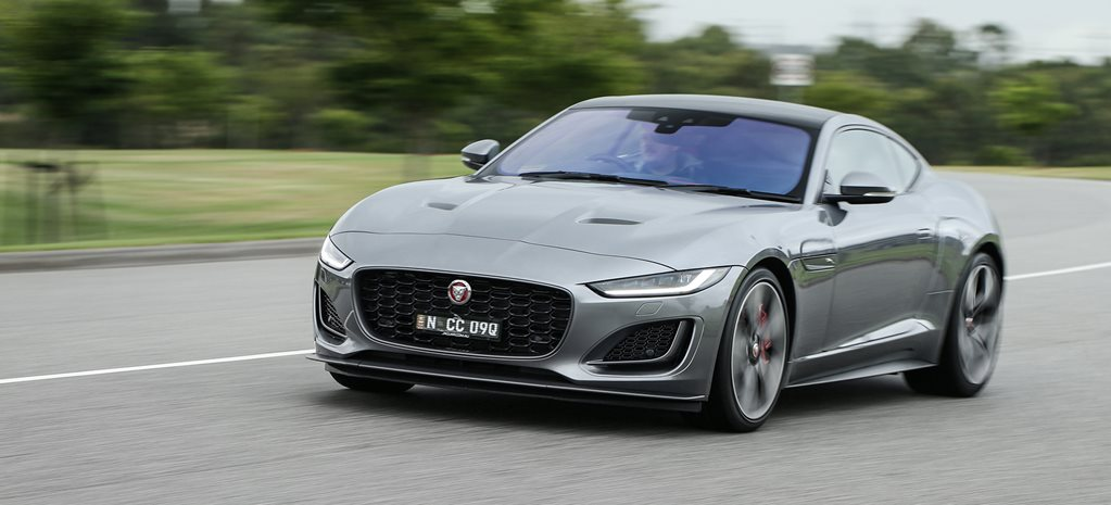 2021 Jaguar F-Type P380 First Edition