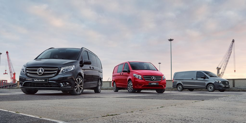 2021 Mercedes-Benz Vito and Valente price and specification