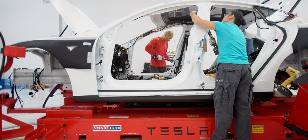 Elon Musk admits Tesla quality control issues