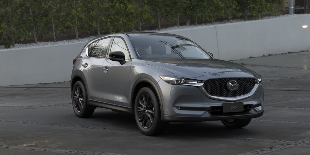 Mazda CX-5 gains sporty GT SP variant