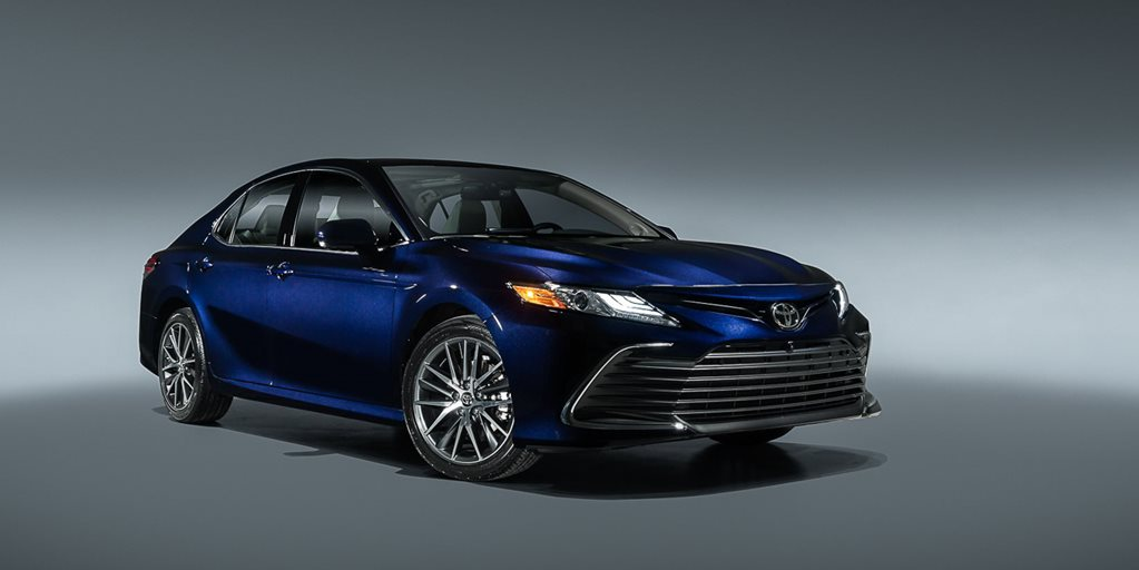 2021 Toyota Camry gains more power and an eight-speed auto