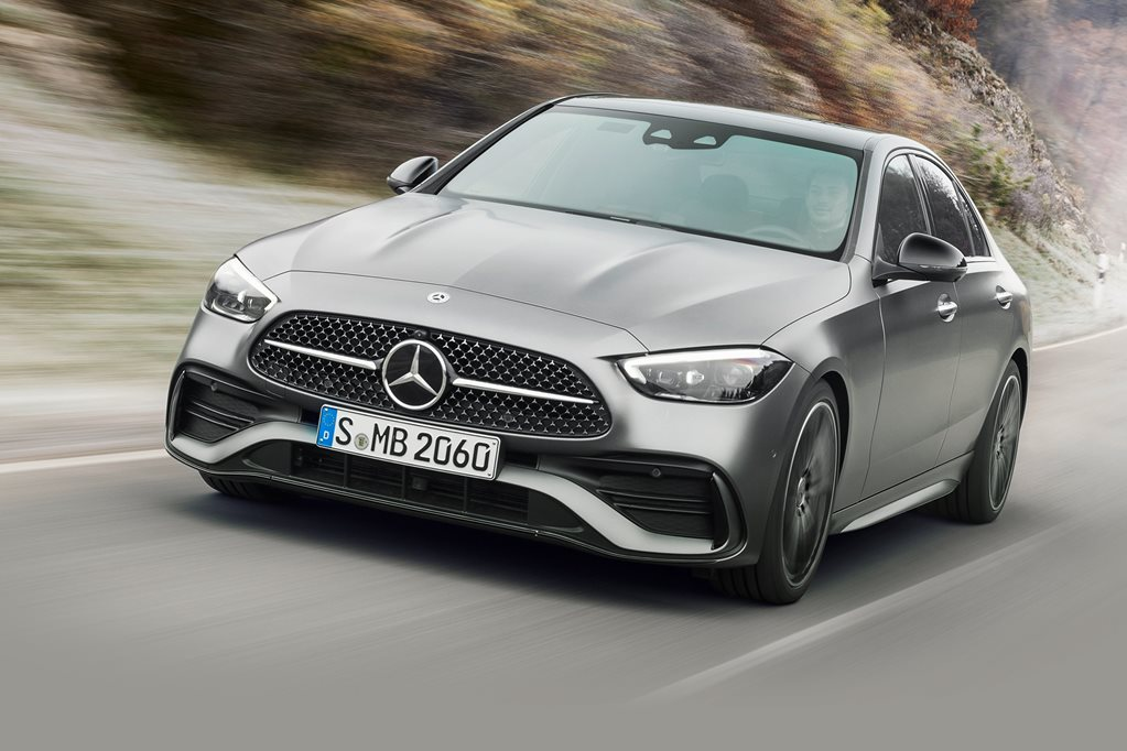 2022 Mercedes-Benz C-Class revealed