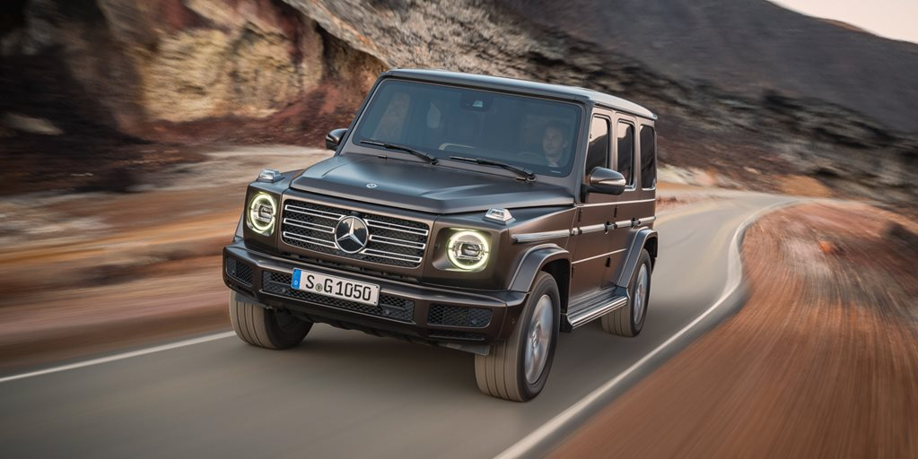 Mercedes-Benz introduces G400d G-Wagen to local line-up