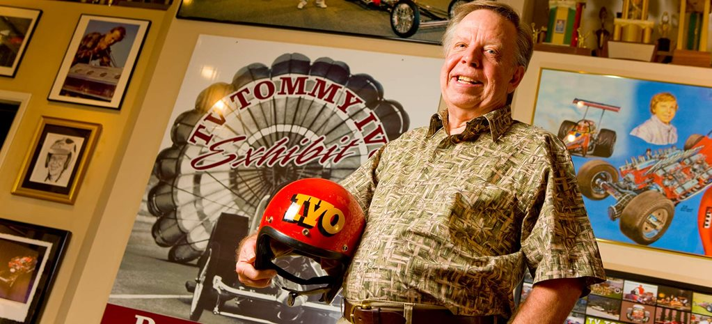 Drag racing legend 'TV Tommy' Ivo - interview