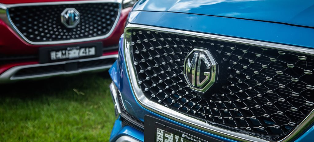 MG becomes a top-10 brand in Australia