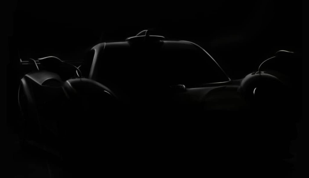 Pagani teases Huayra R ahead of March 18 debut