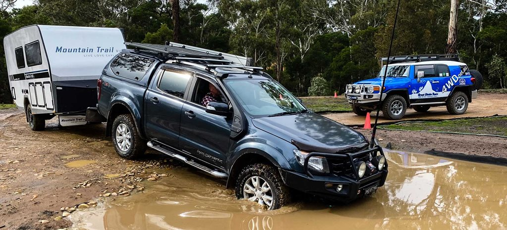 New 4x4 owners are getting stuck in the bush