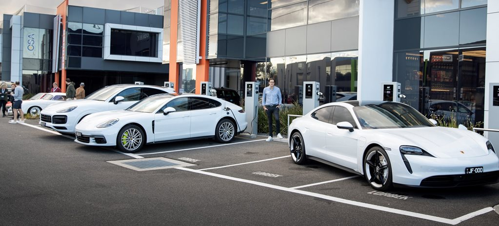 New Melbourne charging hub caters to EV drivers who can't plug in at home
