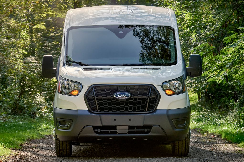 2021 Ford Transit recalled for driveshaft fix