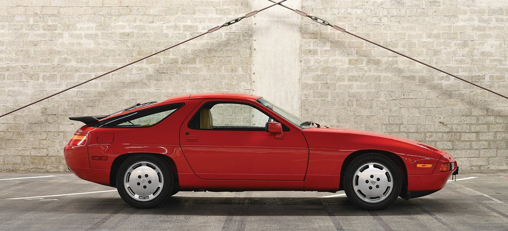 Legends: Porsche 928