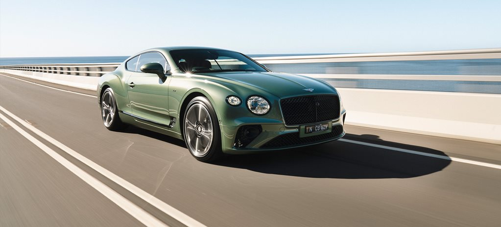 2021 Bentley Continental GT V8 review