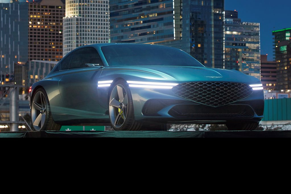 Genesis X electric coupe concept revealed - UPDATE: Genesis wants to gauge interest with US$1000 deposit