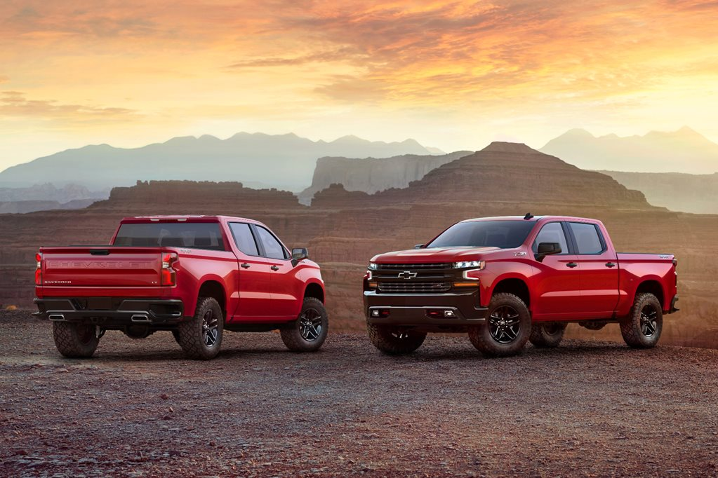 Chevrolet Silverado LT Trail Boss pricing and features for Australia