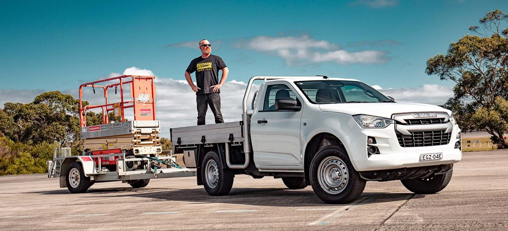 We got ourselves a new work ute! – Carnage Plus EP95