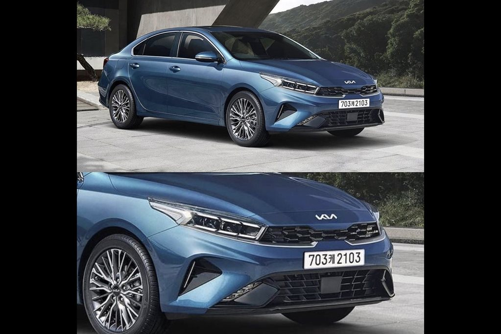2021 Kia Cerato facelift leaked ahead of Australian debut