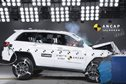 Grand Cherokee finally gets full ANCAP safety rating