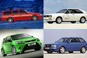 Top 5 five-cylinder cars