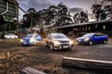 Holden Barina CD v Honda City VTi v Hyundai Accent Active v Mitsubishi Mirage ES...