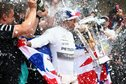 Hamilton storms to third F1 title in Texas
