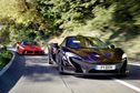 Ferrari La Ferrari v McLaren P1:  Clash of the Titans