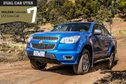 Dual-cab 4x4 ute comparison review: Holden Colorado