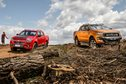 Ford Ranger Wildtrak vs Holden Colorado Z71